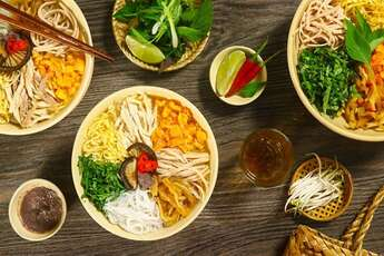 Bun Thang, a culinary speciality of Hanoi