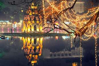 4 best Christmas and New Year outing ideas in Hanoi