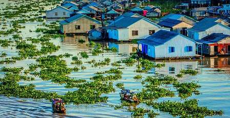 Tips for traveling to the Southwest Vietnam in flooding season