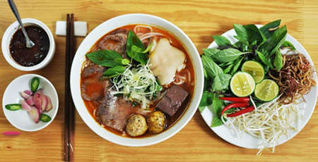The little miracle of the recipe Bun bo Hue