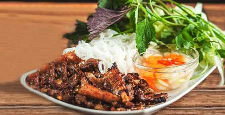 Bun cha Vietnam won the heart of the whole world