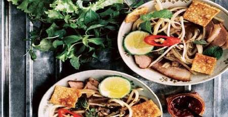 Cao Lau - The pride of the culinary culture of the Old Town Hoi An