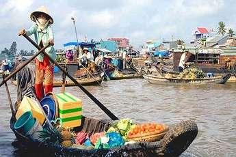 How to make a successful cruise in the Mekong Delta?