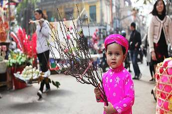 4 traditional Hanoi flower markets to see when Tet approaches