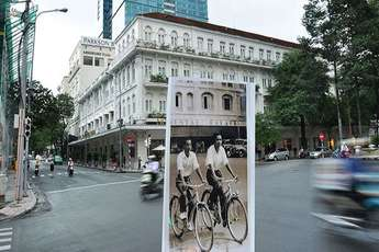 A century and a half of French architecture in Saigon