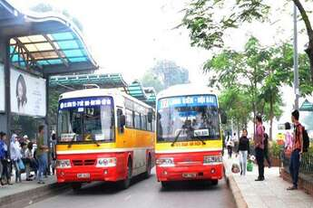 Transfer Noi Bai airport - Hanoi city centre: Available modes of transport