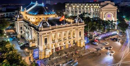 Hanoi Opera House - A Landmark in Hanoi city