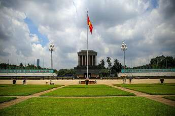 Ho Chi Minh Mausoleum and Ba Dinh Historic Monuments