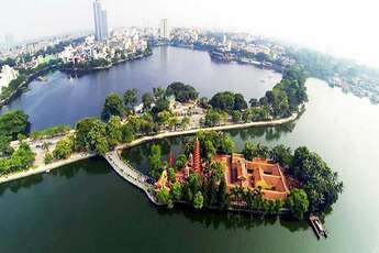 Tran Quoc Pagoda, Hanoi's haven of tranquillity