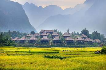 Where to sleep in Mai Chau? Mai Chau hotels guide