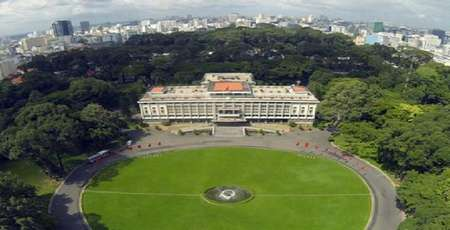 Independence Palace ( Reunion Palace) - Saigon