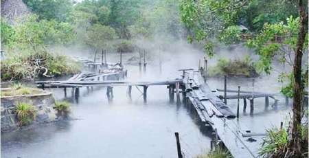 Kenh Ga Hot Springs - Ninh Binh Travel Guide