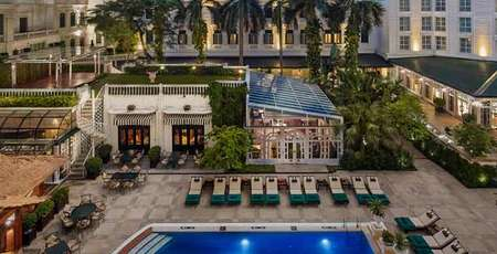 Top recommended hotels in the Hanoi city center
