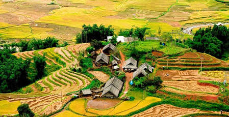 Muong Hoa Valley – Treasure of the North West mountainous region of Vietnam
