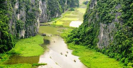 Top things to do in Ninh Binh