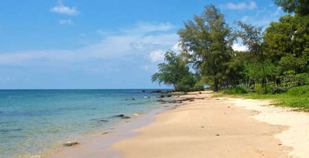 Ong Lang Beach, the hidden gem of Phu Quoc Island