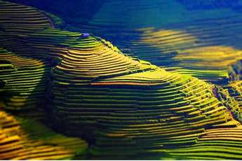 Mu Cang Chai, one of the most beautiful circuits in the Northwest