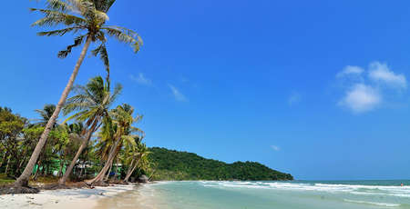 Travel story at Bai Sao, the star of the beaches at Phu Quoc Island
