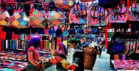 Sapa ethnic markets bearing the soul of the upland culture