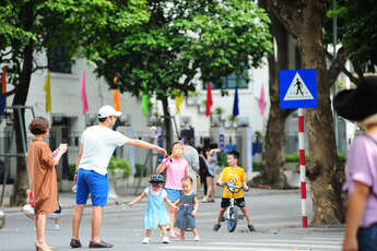 7 things to do during a family trip to Hanoi