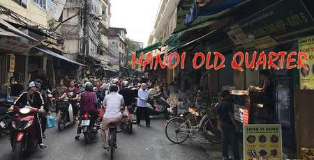 Unveil Hanoi Old Quarter