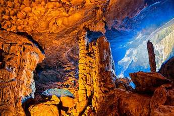 The top 6 most beautiful caves to visit in Halong Bay
