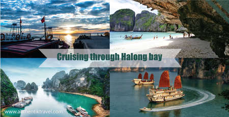 Top 10 attractions in Halong bay