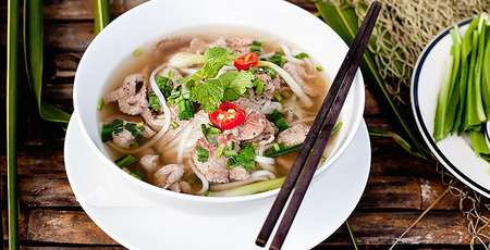 Top 10 unmissable foods in Vietnam