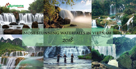 Most gorgeous waterfalls in Vietnam (Part 1)