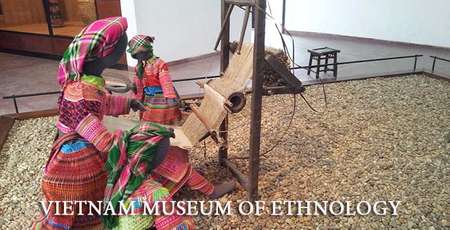 "A ""must see"" Vietnam museum of Ethnology in Hanoi city"