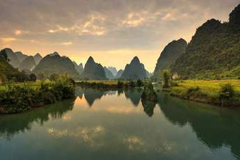Cao Bang Vietnam, a captivating region off the beaten track