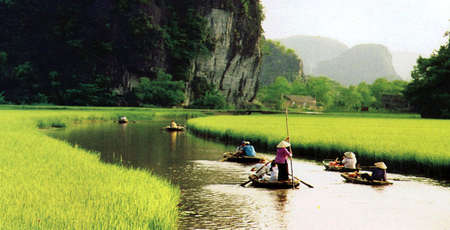 Visit Ninh Binh differently in one day