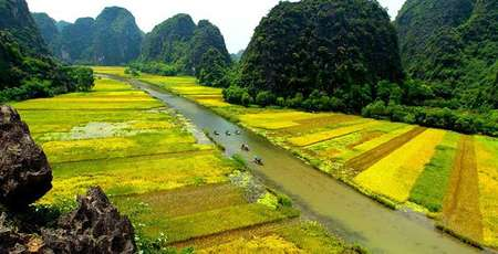 What to see in Ninh Binh?