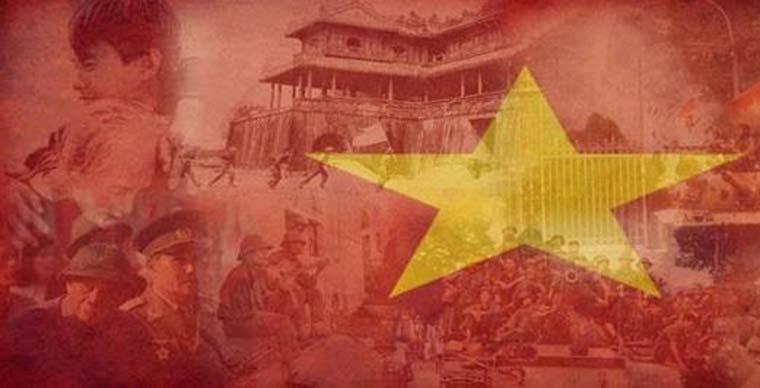 Festivals in Vietnamese reunification day and May day