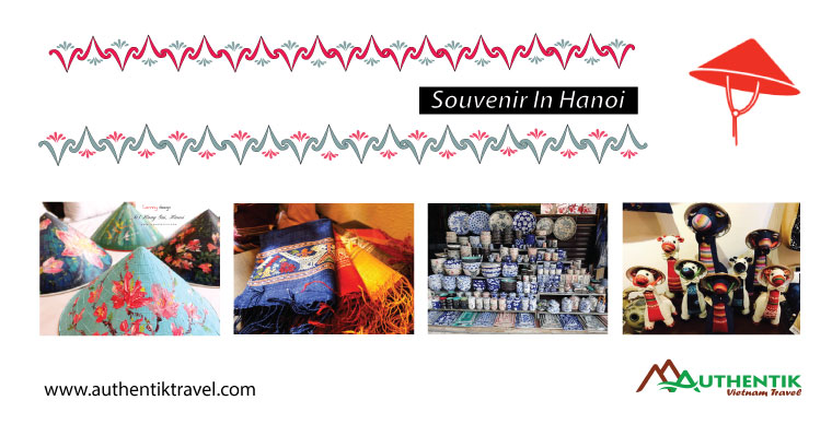 What to buy as souvenirs in Hanoi?
