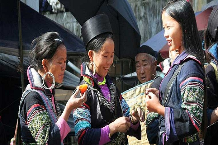The Hmong, a great tribe of Vietnamese minorities