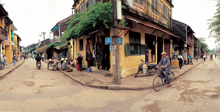 Hoi An, a famous ancient town of Vietnam