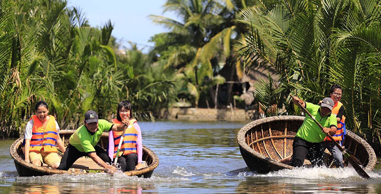 Cam Thanh village, a green oasis of Hoi An