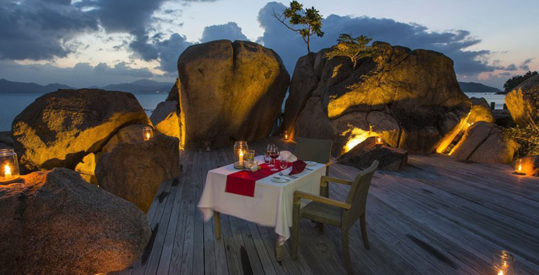 Top 5 honeymoon destinations