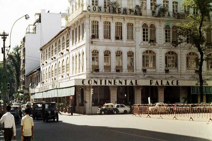 The French heritage in three of the oldest hotels in Saigon