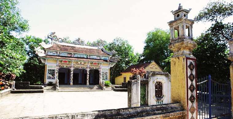 The Rural Face of Hue at Phuoc Tich Village