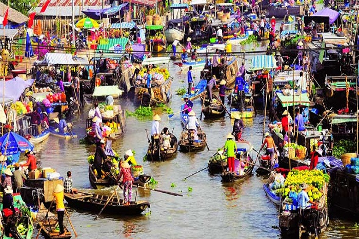 How to visit the Mekong Delta?