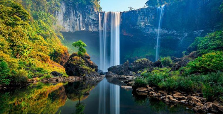 Most gorgeous waterfalls in Vietnam - Part two