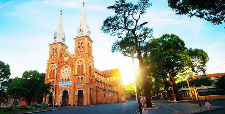 Notre Dame Cathedral of Saigon, the history of a beautiful church