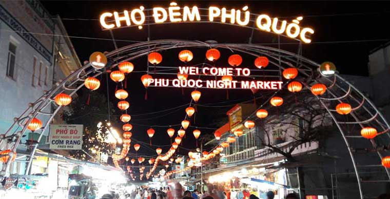 What to expect in Phu Quoc night market