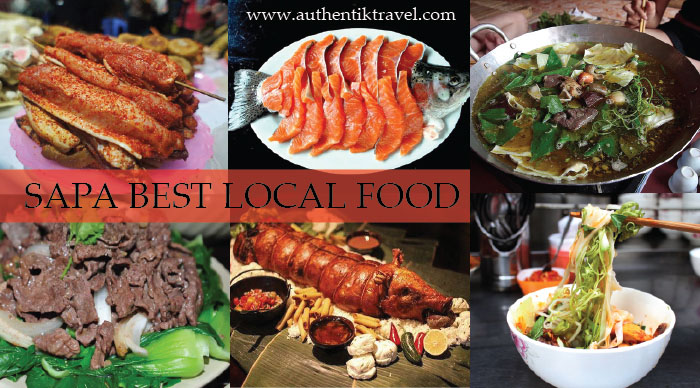 Sapa Food Guide