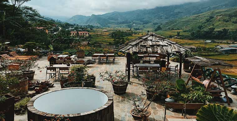 Take a round of Ta Van village - explore a pristine corner of Sapa