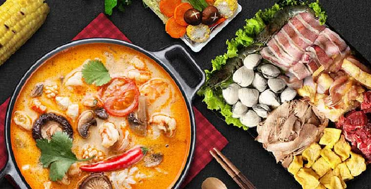 Lau - Vietnamese hot pot in the eye of Western people