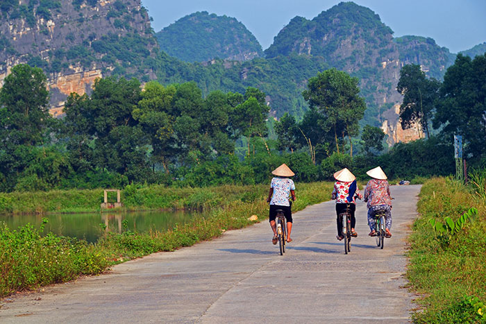 10 must sees in Ninh Binh bike ride