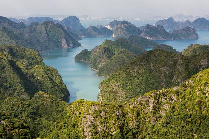 10 things to do in Cat Ba island view panorama